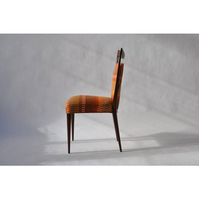 Set of Six Erno Fabry Dining Chair - Image 7 of 10