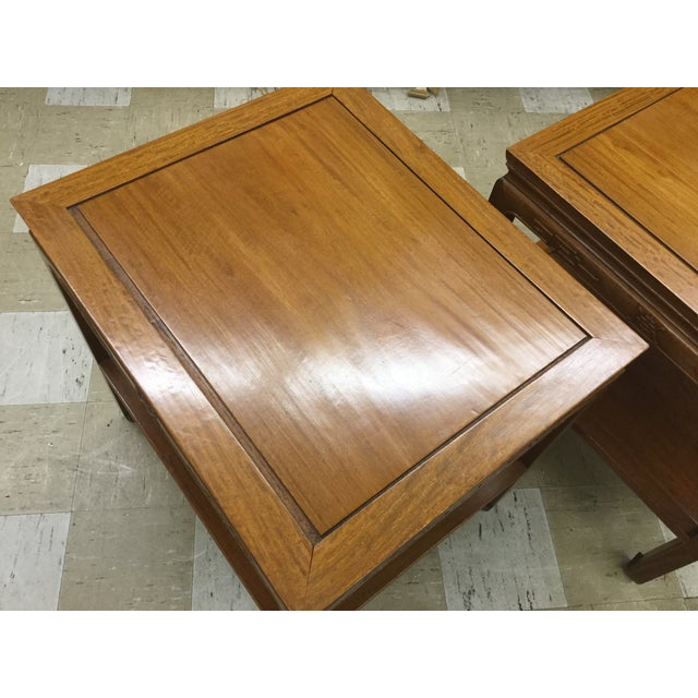 George Zee Side Tables - Pair - Image 2 of 5