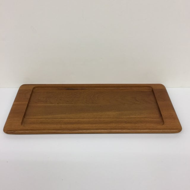 Mid-Century Modern Digsmed Danmark Scandinavian Cheese Board For Sale - Image 3 of 11