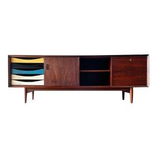 Arne Vodder for Sibast Danish Mid Century Modern Credenza or Console For Sale