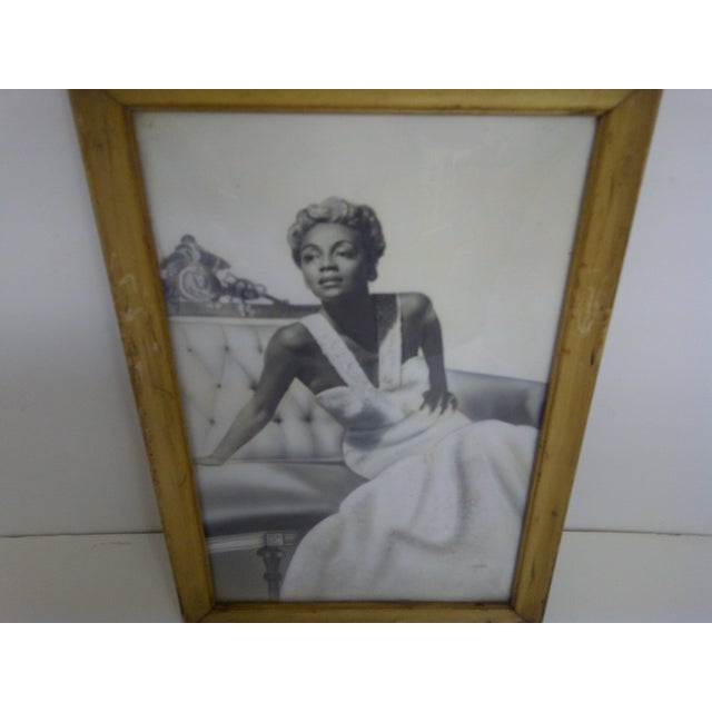 "Vintage Photo of ""Joyce Bryant,"" Circa 1940 - Image 3 of 6"