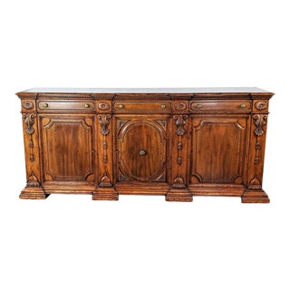 Francesco Molon Renaissance Style Sideboard For Sale
