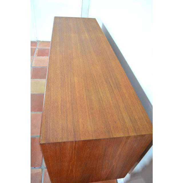 Gunni Omann Mid-Century Danish Teak Credenza For Sale - Image 10 of 10