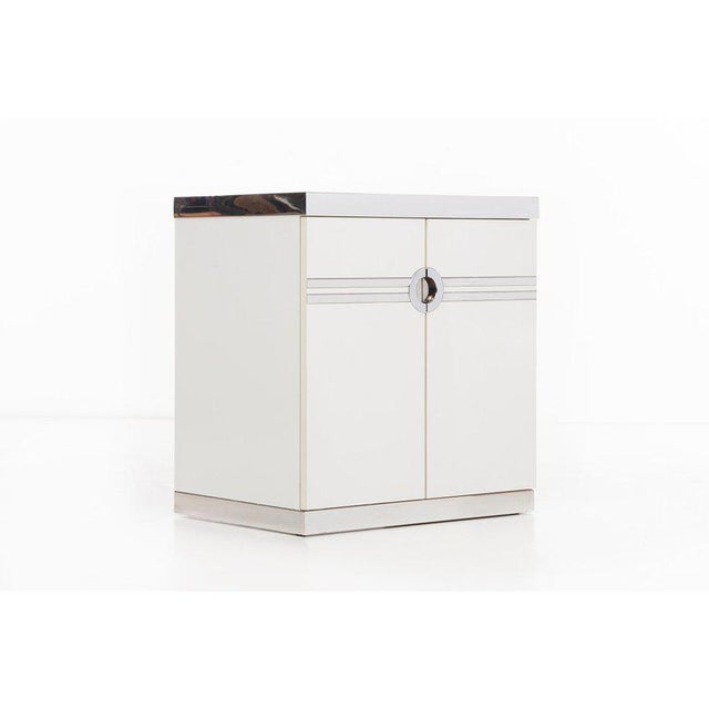 Pierre Cardin Pair of Nightstands For Sale In New York - Image 6 of 13