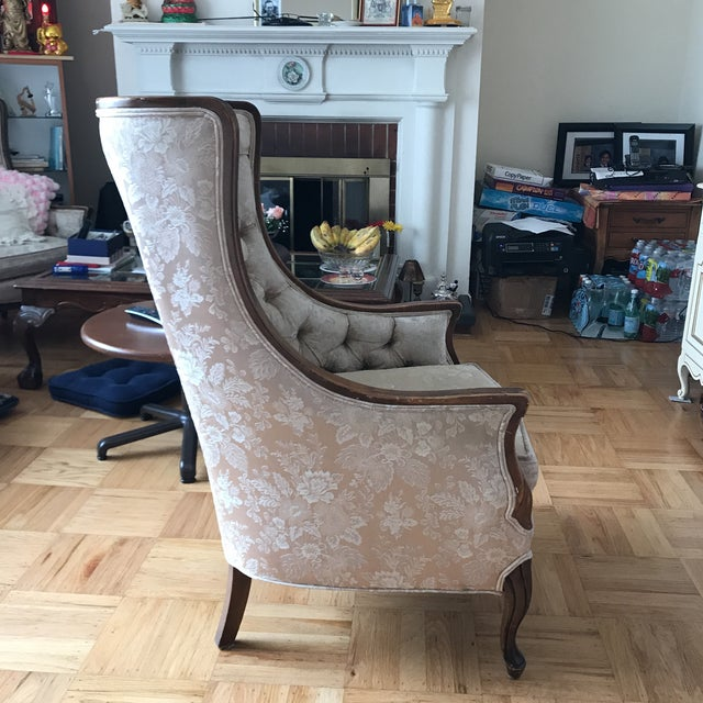 Bernhardt French Provincial Chair - Image 5 of 5