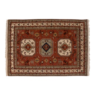 "Vintage Meshkin Carpet - 10'1"" X 13'7"" For Sale"