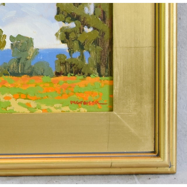 Marc a Graison, California Plein Air Coastal Landscape Oil Painting For Sale - Image 4 of 9