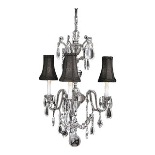 Framburg Czarina 3-Light Chandelier For Sale