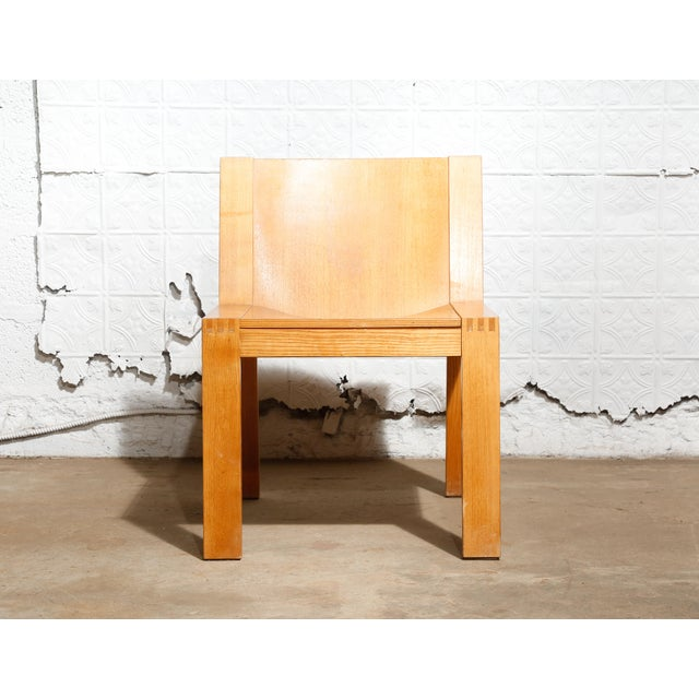 Contemporary Karel Boonzaayer for Pastoe SE15 Chair For Sale - Image 3 of 7