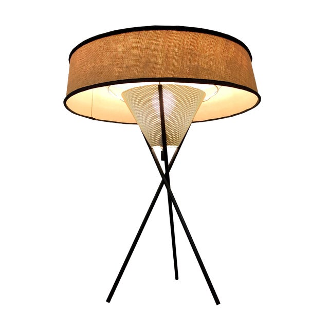 Gerald Thurston Lightolier Desk Lamp - Image 1 of 8