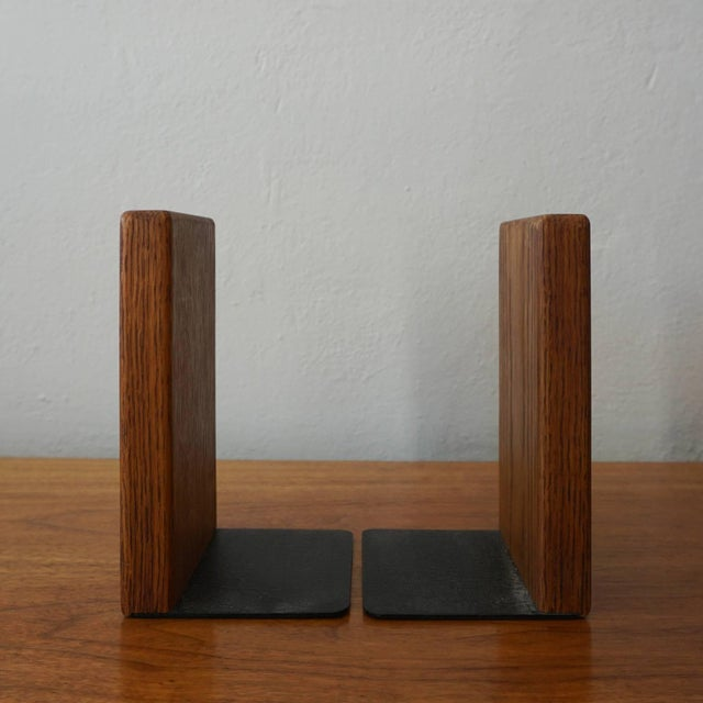 1950s Martz Bookends for Marshall Studios For Sale - Image 5 of 6