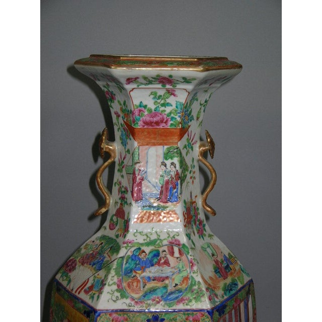 19th Century Chinese Famille-Rose Porcelain Vase - Image 3 of 10