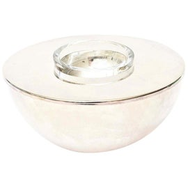 Image of Silver Serving Bowls