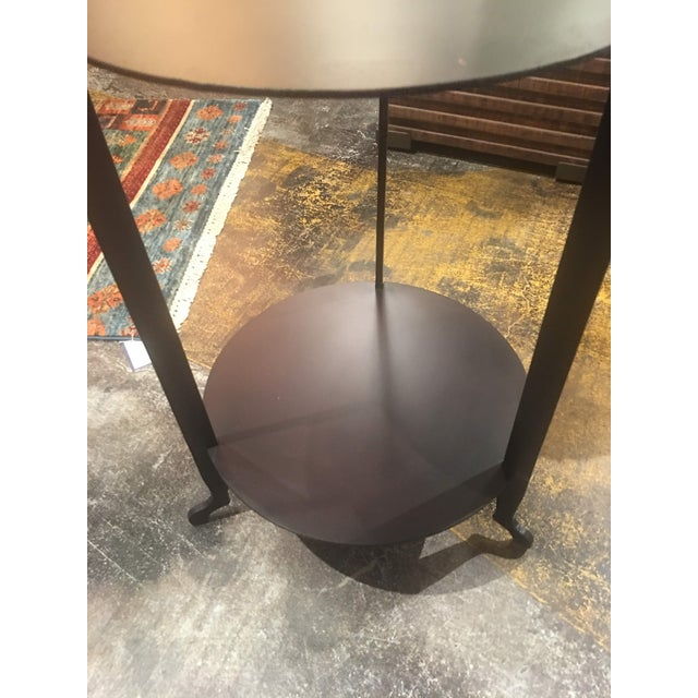 Sarreid Forged Horse Leg Side Table For Sale - Image 10 of 13