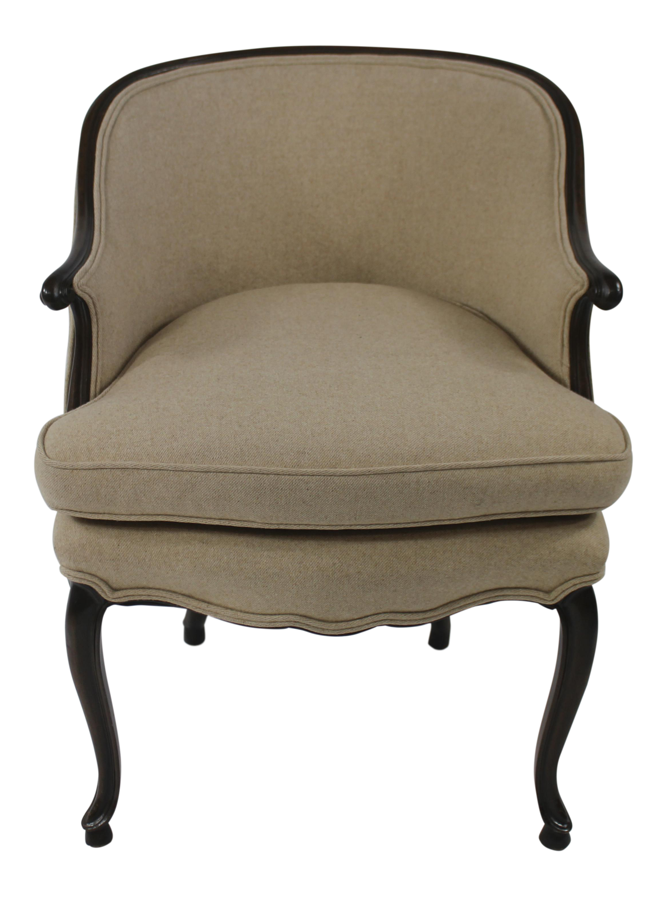 French Style Occasional Chair  sc 1 st  Chairish & French Style Occasional Chair   Chairish