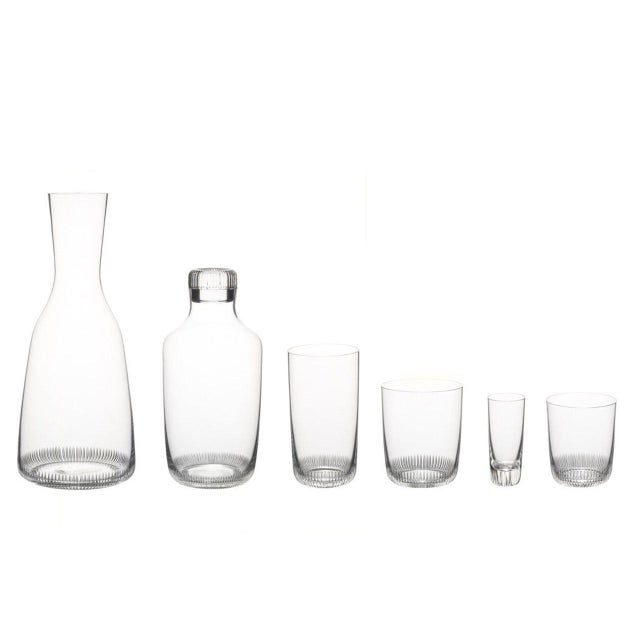 """Contemporary """"Grip"""" Drinking Set No. 281 Decanter by Marco Dessí For Sale - Image 3 of 6"""