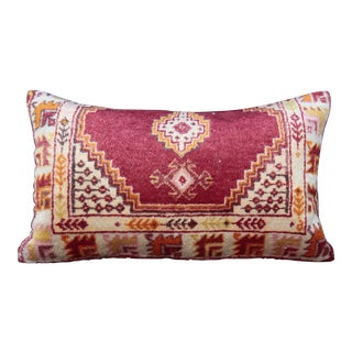 Boheimen Turkish Rug Pillow For Sale