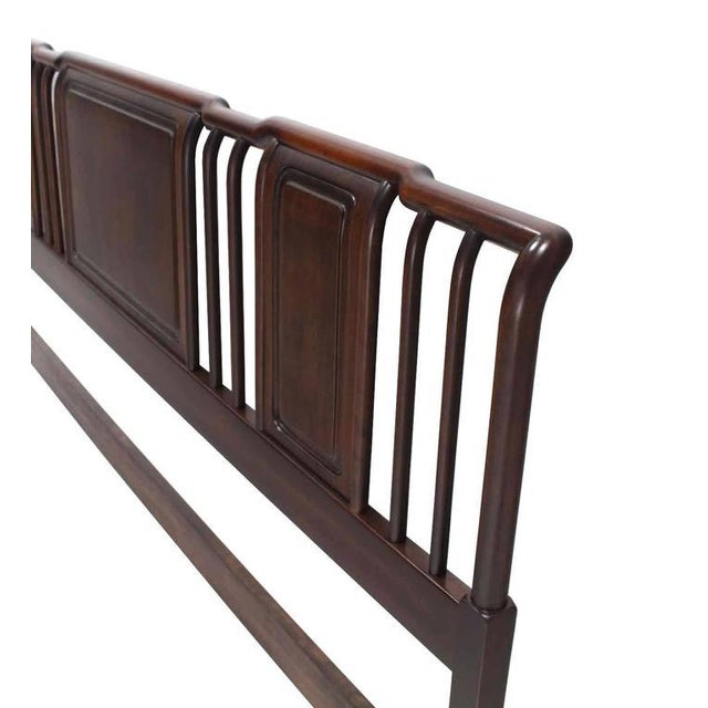 John Widdicomb King-Size Headboard For Sale In New York - Image 6 of 8