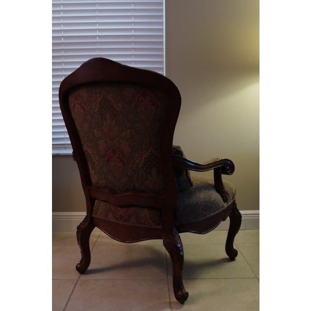 Bernhardt Bernhardt Living Room Chairs - A Pair For Sale - Image 4 of 13
