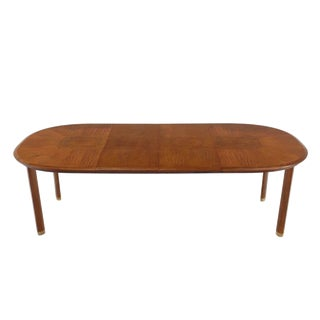 Edmond Spence Dining Table with Two Leaves For Sale