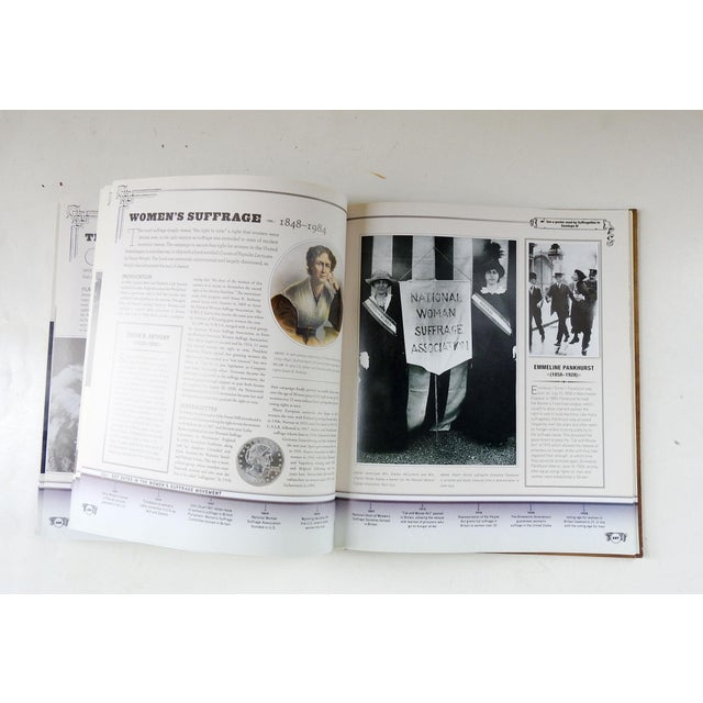 2010s National Geographic History Book: An Interactive Journey For Sale - Image 5 of 13
