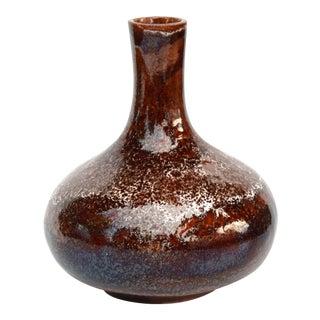 1970s Stoneware Vase by the Spółdzielnia Reflex For Sale