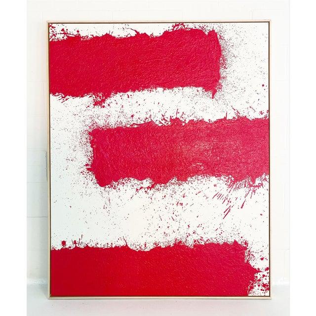 John O'Hara, Tar, T3, Encaustic Painting For Sale - Image 11 of 11