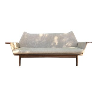 Vintage Mid Century Adrian Pearsall Sofa For Sale