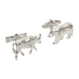 Image of Silver Cufflinks