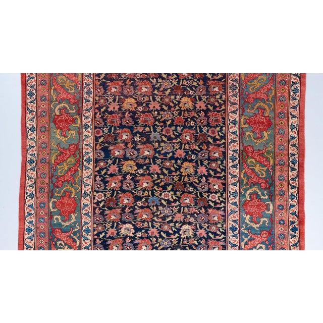 Traditional Allover Design Oversized Bijar Carpet For Sale - Image 3 of 6