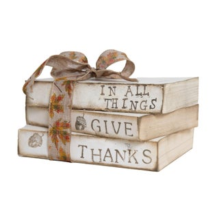 In All Things Give Thanks Gift Set, (S/3) Preview