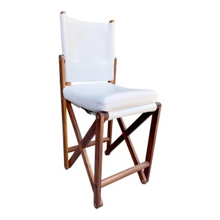 Richard Wrightman Designs MacLaren Counter Chair For Sale