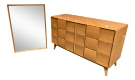 Image of Newly Made Dressers with Mirrors