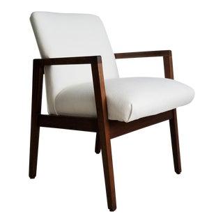 Mid-Century Club Chair - Gunlocke Style For Sale
