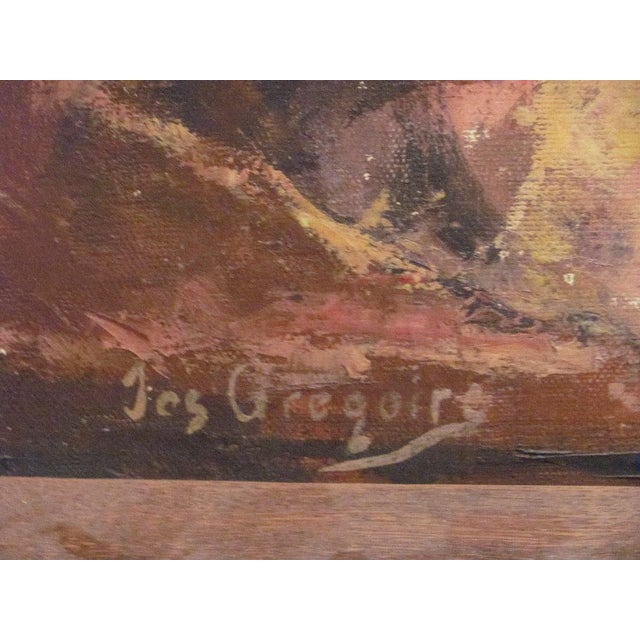 Belgian Still Life Oil Painting - Image 5 of 5