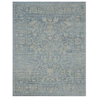 """Contemporary Turkish Oushak Rug-8'3'x10'4"""" For Sale"""