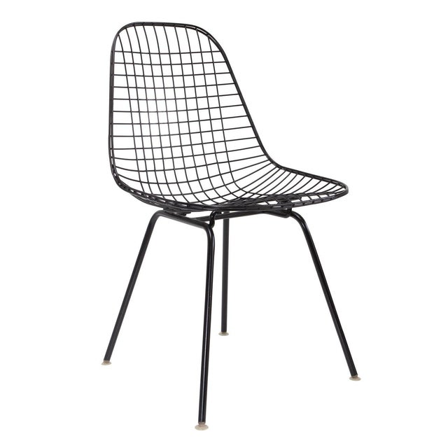 Herman Miller Wire Side Chair - Image 1 of 10
