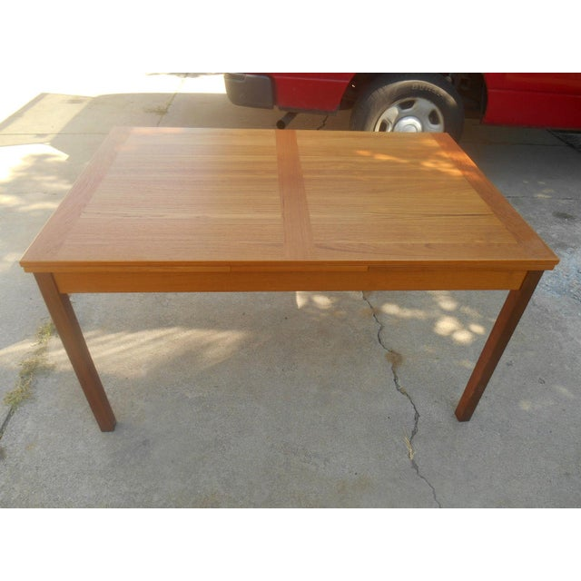 Ansager Mobler Teak Dining Table - Image 2 of 7