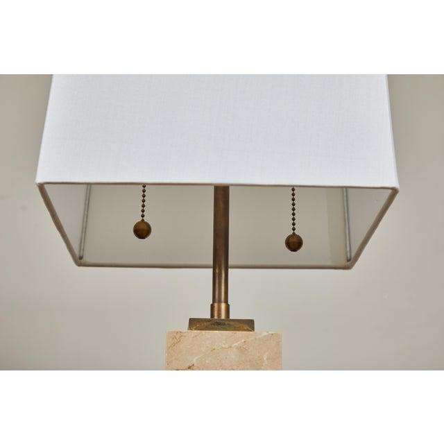 1970s Robsjohn-Gibbings Table Lamps - a Pair For Sale - Image 5 of 9