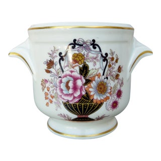 French Porcelain Limoges Cachepot For Sale