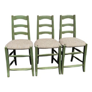 Minton Spidell French Country Bar Stools - Set of 3