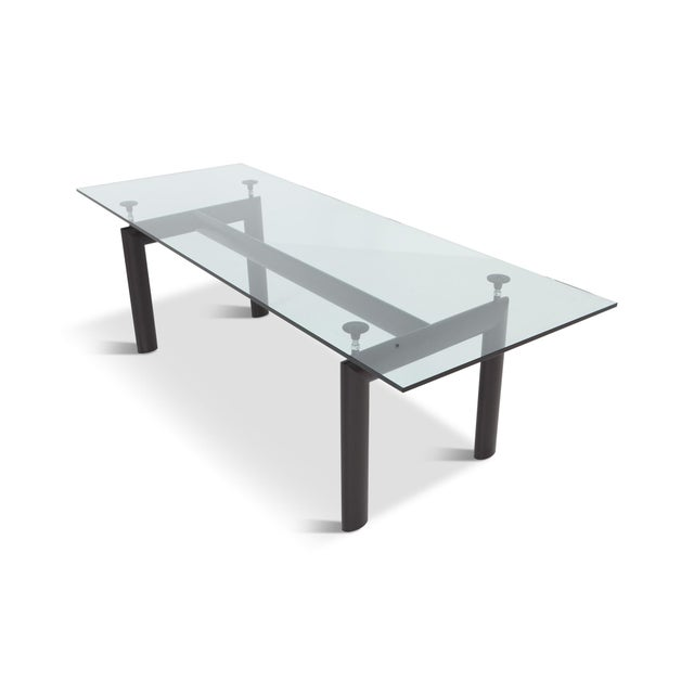 Le Corbursier Lc6 Dining Table for Cassina For Sale - Image 13 of 13