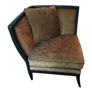 Oversized Corner Chair For Sale
