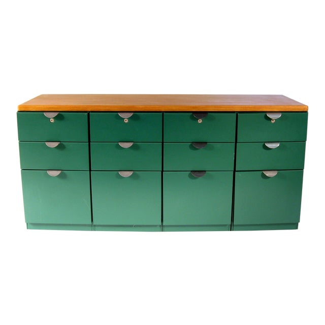 Haworth File Cabinets - Set of 4 - Image 1 of 11