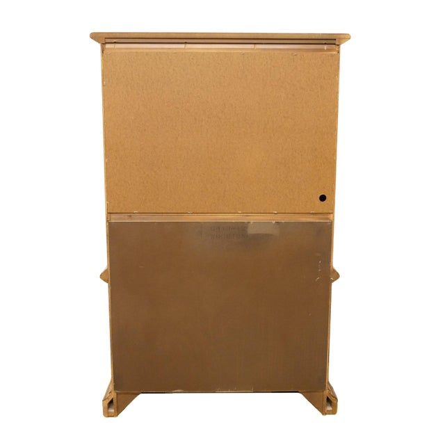 20th Century Italian Stanley Furniture Door Chest/Armoire For Sale - Image 11 of 13