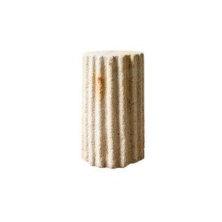 1900s Vintage Fluted Granite Column For Sale