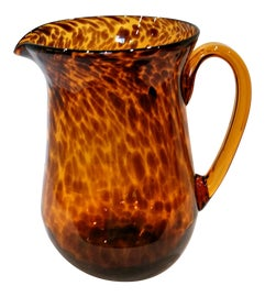 Image of Amber Pitchers