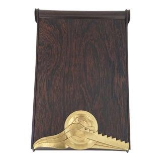 Emile-Jacques Ruhlmann Art Deco Rosewood Box For Sale