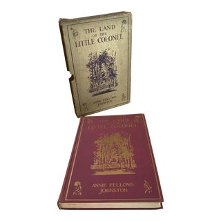 "1929 ""The Land of the Little Colonel"" Book For Sale"