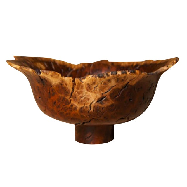Hap Sakwa: A Fine Small Wild Lilac Bowl For Sale
